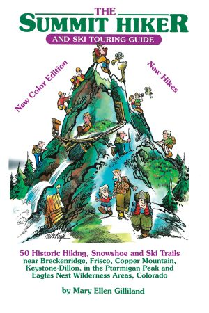 Summit County CO Hiking Book