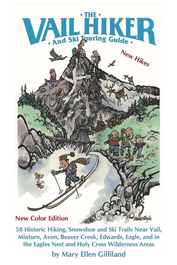Vail Hiking Book